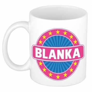 Namen koffiemok / theebeker blanka 300 ml