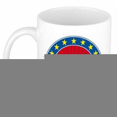 Namen koffiemok / theebeker bram 300 ml