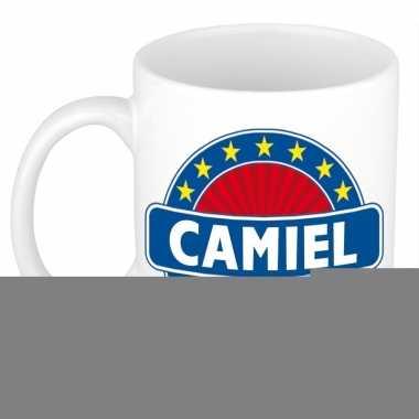 Namen koffiemok / theebeker camiel 300 ml