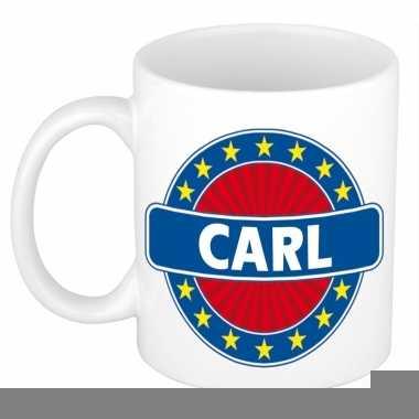 Namen koffiemok / theebeker carl 300 ml