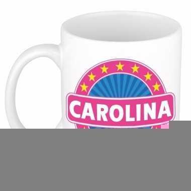 Namen koffiemok / theebeker carolina 300 ml