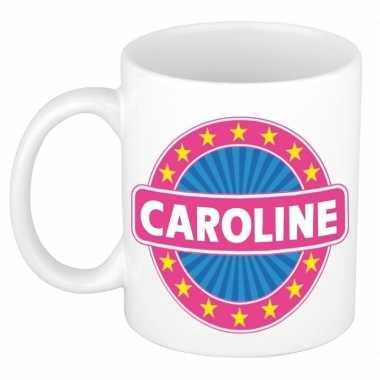 Namen koffiemok / theebeker caroline 300 ml