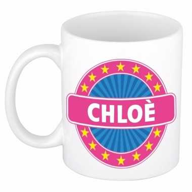 Namen koffiemok / theebeker chlo? 300 ml