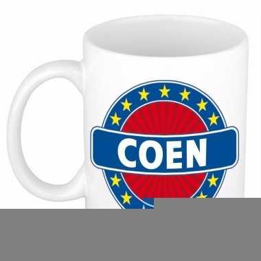 Namen koffiemok / theebeker coen 300 ml