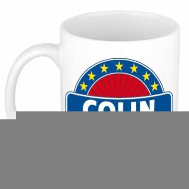 Namen koffiemok / theebeker colin 300 ml
