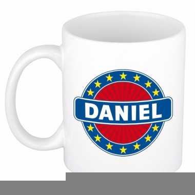 Namen koffiemok / theebeker daniel 300 ml