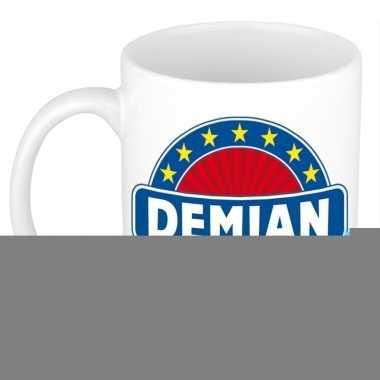 Namen koffiemok / theebeker demian 300 ml