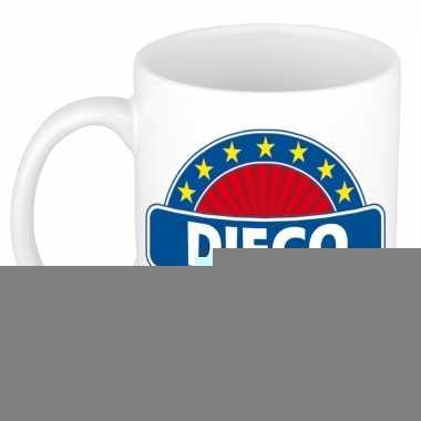 Namen koffiemok / theebeker diego 300 ml