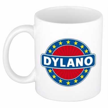 Namen koffiemok / theebeker dylano 300 ml