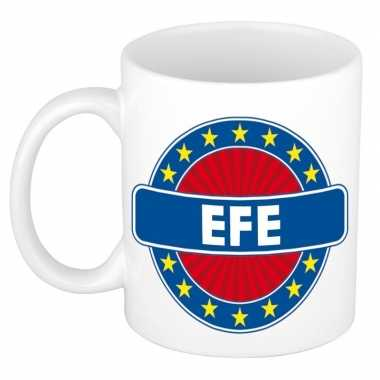 Namen koffiemok / theebeker efe 300 ml