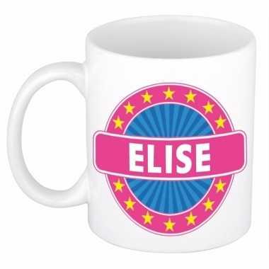 Namen koffiemok / theebeker elise 300 ml