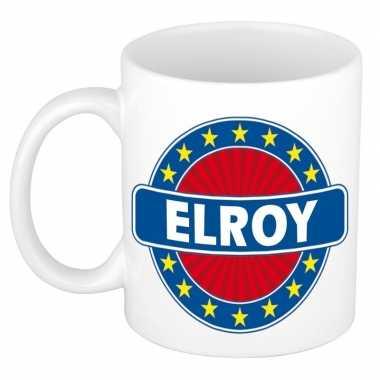 Namen koffiemok / theebeker elroy 300 ml