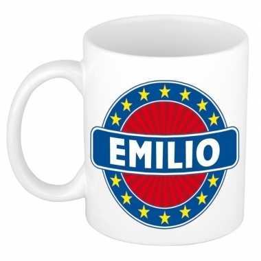 Namen koffiemok / theebeker emilio 300 ml