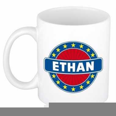 Namen koffiemok / theebeker ethan 300 ml