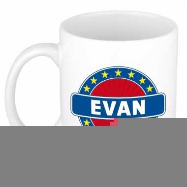 Namen koffiemok / theebeker evan 300 ml