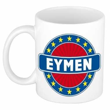 Namen koffiemok / theebeker eymen 300 ml