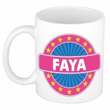 Namen koffiemok / theebeker faya 300 ml