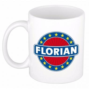 Namen koffiemok / theebeker florian 300 ml