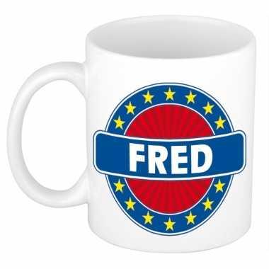 Namen koffiemok / theebeker fred 300 ml