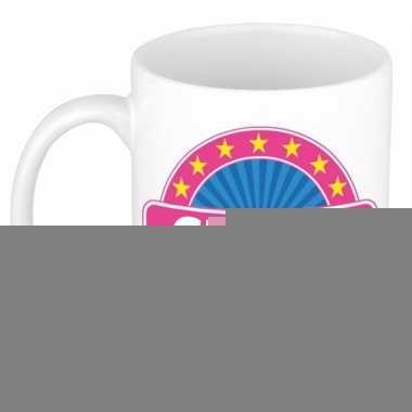 Namen koffiemok / theebeker guusje 300 ml