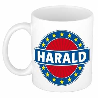Namen koffiemok / theebeker harald 300 ml