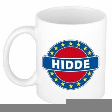 Namen koffiemok / theebeker hidde 300 ml