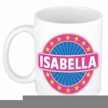 Namen koffiemok / theebeker isabella 300 ml