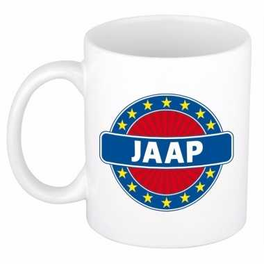 Namen koffiemok / theebeker jaap 300 ml