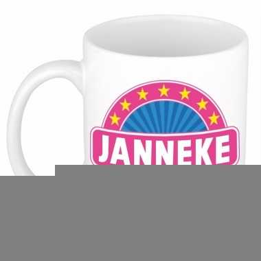 Namen koffiemok / theebeker janneke 300 ml
