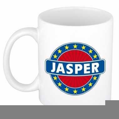 Namen koffiemok / theebeker jasper 300 ml