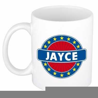 Namen koffiemok / theebeker jayce 300 ml