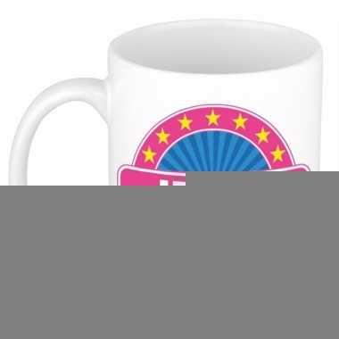 Namen koffiemok / theebeker jessie 300 ml