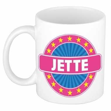 Namen koffiemok / theebeker jette 300 ml
