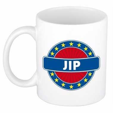 Namen koffiemok / theebeker jip 300 ml