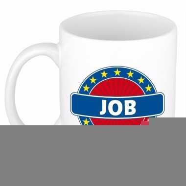 Namen koffiemok / theebeker job 300 ml