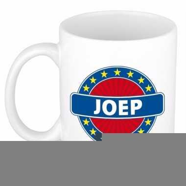 Namen koffiemok / theebeker joep 300 ml