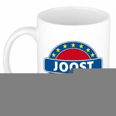 Namen koffiemok / theebeker joost 300 ml