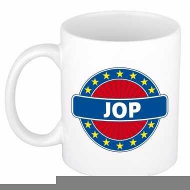 Namen koffiemok / theebeker jop 300 ml