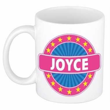 Namen koffiemok / theebeker joyce 300 ml