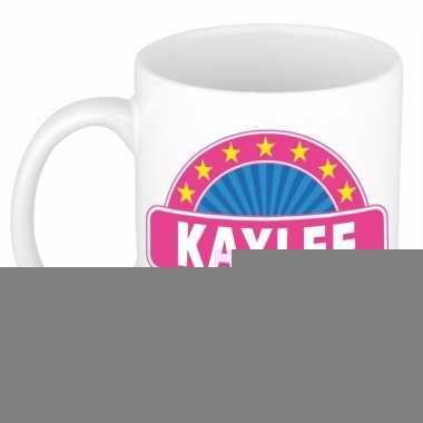 Namen koffiemok / theebeker kaylee 300 ml
