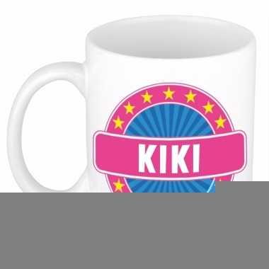 Namen koffiemok / theebeker kiki 300 ml