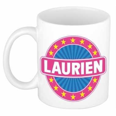 Namen koffiemok / theebeker laurien 300 ml