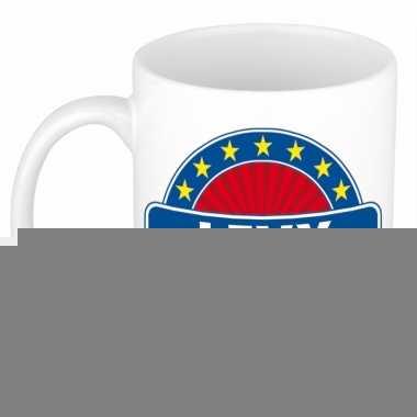 Namen koffiemok / theebeker levy 300 ml