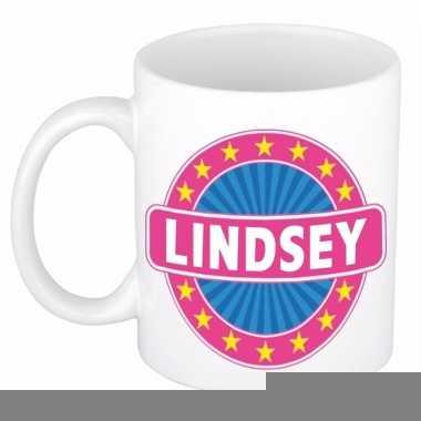 Namen koffiemok / theebeker lindsey 300 ml