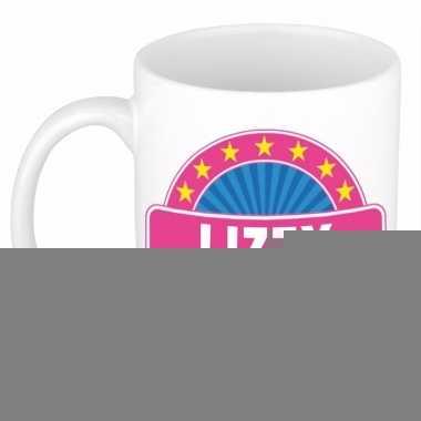 Namen koffiemok / theebeker lizzy 300 ml
