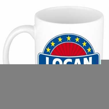 Namen koffiemok / theebeker logan 300 ml