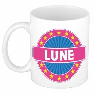Namen koffiemok / theebeker lune 300 ml