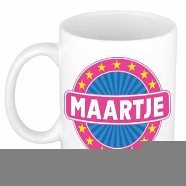 Namen koffiemok / theebeker maartje 300 ml