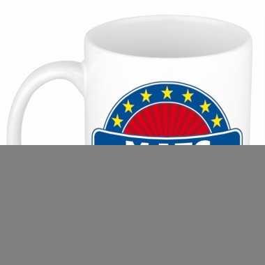 Namen koffiemok / theebeker mats 300 ml