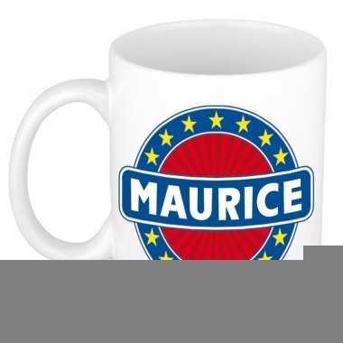 Namen koffiemok / theebeker maurice 300 ml